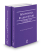 Pennsylvania Rules of Court - Local Eastern and Local Eastern KeyRules, 2017 Revised ed. (Vols. IIIC & IIID, Pennsylvania Court Rules)
