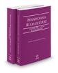 Pennsylvania Rules of Court - Local Eastern and Local Eastern KeyRules, 2018 revised ed. (Vols. IIIC & IIID, Pennsylvania Court Rules)