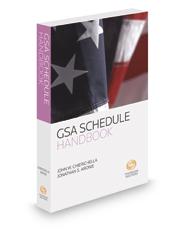 GSA Schedule Handbook, 2019-2020 ed.