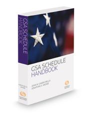 GSA Schedule Handbook, 2021-2022 ed.