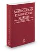 North Carolina Rules of Court - Local KeyRules, 2018 ed. (Vol. IIIA, North Carolina Court Rules)