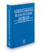 North Carolina Rules of Court - Local KeyRules, 2020 ed. (Vol. IIIA, North Carolina Court Rules)