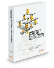Emergency Economic Stabilization Act Handbook, 2011-2012 ed.