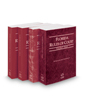 Florida Rules of Court - State, Federal, Local and Local KeyRules, 2018 revised ed. (Vols. I-IIIA, Florida Court Rules)