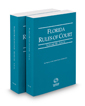 Florida Rules of Court - Local and Local KeyRules, 2016 ed. (Vols. III & IIIA, Florida Court Rules)