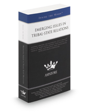 Emerging Issues in Tribal-State Relations, 2016 ed.: Leading Lawyers on Analyzing the Economic, Cultural, and Political Trends Affecting Tribal-State Interactions (Inside the Minds)