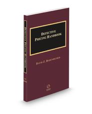 Defective Pricing Handbook, 2021 ed.