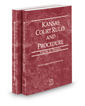 Kansas Court Rules and Procedure - Federal and Federal KeyRules, 2020 ed. (Vols. II & IIA, Kansas Court Rules)