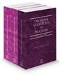 Oklahoma Court Rules and Procedure - State, Federal and Federal KeyRules, 2021 ed. (Vols. I-IIA, Oklahoma Court Rules)