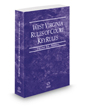 West Virginia Rules of Court - Federal KeyRules, 2018 ed. (Vol. IIA, West Virginia Court Rules)