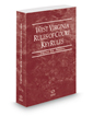 West Virginia Rules of Court - Federal KeyRules, 2019 ed. (Vol. IIA, West Virginia Court Rules)