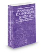 Pennsylvania Rules of Court - Federal KeyRules, 2020 revised ed. (Vol. IIA, Pennsylvania Court Rules)