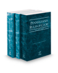 Pennsylvania Rules of Court - State, Federal and Federal KeyRules, 2019 ed. (Vols. I-IIA, Pennsylvania Court Rules)