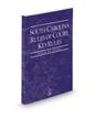 South Carolina Rules of Court - Federal KeyRules, 2021 ed. (Vol. IIA, South Carolina Court Rules)