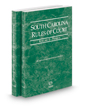 South Carolina Rules of Court - Federal and Federal KeyRules, 2018 ed. (Vols. II & IIA, South Carolina Court Rules)