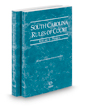 South Carolina Rules of Court - Federal and Federal KeyRules, 2020 ed. (Vols. II & IIA, South Carolina Court Rules)