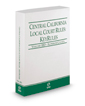 Central California Local Court Rules - Superior Courts KeyRules, 2019 revised ed. (Vol. IIID, California Court Rules)