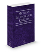 Michigan Rules of Court - State KeyRules, 2021 ed. (Vol. IA, Michigan Court Rules)