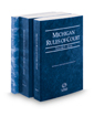 Michigan Rules of Court - State, State KeyRules, and Federal, 2018 ed. (Vols. I-II, Michigan Court Rules)