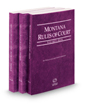 Montana Rules of Court - State, Federal and Federal KeyRules, 2016 ed. (Vols. I-IIA, Montana Court Rules)