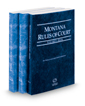Montana Rules of Court - State, Federal and Federal KeyRules, 2018 ed. (Vols. I-IIA, Montana Court Rules)