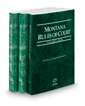 Montana Rules of Court - State, Federal and Federal KeyRules, 2019 ed. (Vols. I-IIA, Montana Court Rules)