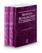 Montana Rules of Court - State, Federal and Federal KeyRules, 2020 ed. (Vols. I-IIA, Montana Court Rules)