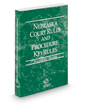 Nebraska Court Rules and Procedure - Federal KeyRules, 2020 ed. (Vol. IIA, Nebraska Court Rules)