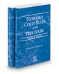 Nebraska Court Rules and Procedure - Federal and Federal KeyRules, 2018 ed. (Vols. II & IIA, Nebraska Court Rules)