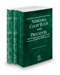 Nebraska Court Rules and Procedure - State, Federal and Federal KeyRules, 2020 ed. (Vols. I-IIA, Nebraska Court  Rules)
