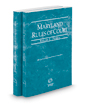 Maryland Rules of Court - Federal and Federal KeyRules, 2020 ed. (Vols. II & IIA, Maryland Court Rules)