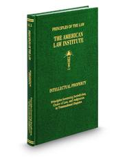 ALI Principles of Intellectual Property