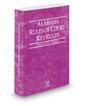 Alabama Rules of Court - Federal KeyRules, 2018 ed. (Vol. IIA, Alabama Court Rules)