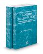 Alabama Rules of Court - Federal and Federal KeyRules, 2017 ed. (Vols. II & IIA, Alabama Court Rules)