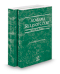 Alabama Rules of Court - Federal and Federal KeyRules, 2019 ed. (Vols. II & IIA, Alabama Court Rules)