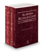 Alabama Rules of Court - State, Federal and Federal KeyRules, 2016 ed. (Vols. I–IIA, Alabama Court Rules)