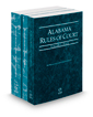 Alabama Rules of Court - State, Federal and Federal KeyRules, 2017 ed. (Vols. I–IIA, Alabama Court Rules)