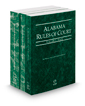Alabama Rules of Court - State, Federal and Federal KeyRules, 2019 ed. (Vols. I–IIA, Alabama Court Rules)