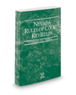 Nevada Rules of Court - Federal KeyRules, 2018 ed. (Vol. IIA, Nevada Court Rules)