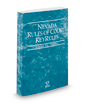 Nevada Rules of Court - Federal KeyRules, 2020 ed. (Vol. IIA, Nevada Court Rules)