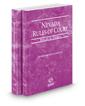 Nevada Rules of Court - Federal and Federal KeyRules, 2019 ed. (Vols. II & IIA, Nevada Court Rules)