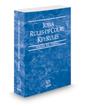 Iowa Rules of Court - Federal KeyRules, 2018 ed. (Vol. IIA, Iowa Court Rules)