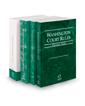 Washington Court Rules - State, Federal, Federal KeyRules, and Local, 2017 ed. (Vols. I-III, Washington Court Rules)