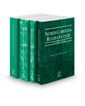 North Carolina Rules of Court - State, Federal, Federal KeyRules, and Local, 2021 ed. (Vols. I-III, North Carolina Court Rules)