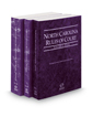 North Carolina Rules of Court - State, Federal and Federal KeyRules, 2019 ed. (Vols. I-IIA, North Carolina Court Rules)
