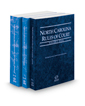 North Carolina Rules of Court - State, Federal and Federal KeyRules, 2020 ed. (Vols. I-IIA, North Carolina Court Rules)