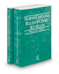 North Carolina Rules of Court - Federal and Federal KeyRules, 2021 ed. (Vols. II & IIA, North Carolina Court Rules)