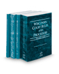 Wisconsin Court Rules and Procedure - State, Federal, Federal KeyRules, and Local, 2020 ed. (Vols. I-III, Wisconsin Court Rules)