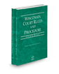 Wisconsin Court Rules and Procedure - Federal and Federal KeyRules, 2022 ed. (Vols. II & IIA, Wisconsin Court Rules)