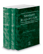 Mississippi Rules of Court - State, Federal and Federal KeyRules, 2019 ed. (Vols. I-IIA, Mississippi Court Rules)